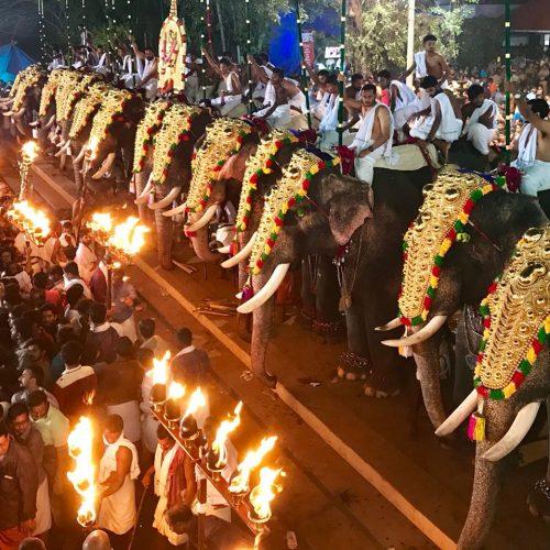 DAY 5 Festival Arattapuzha