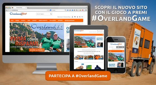 #Overland Game