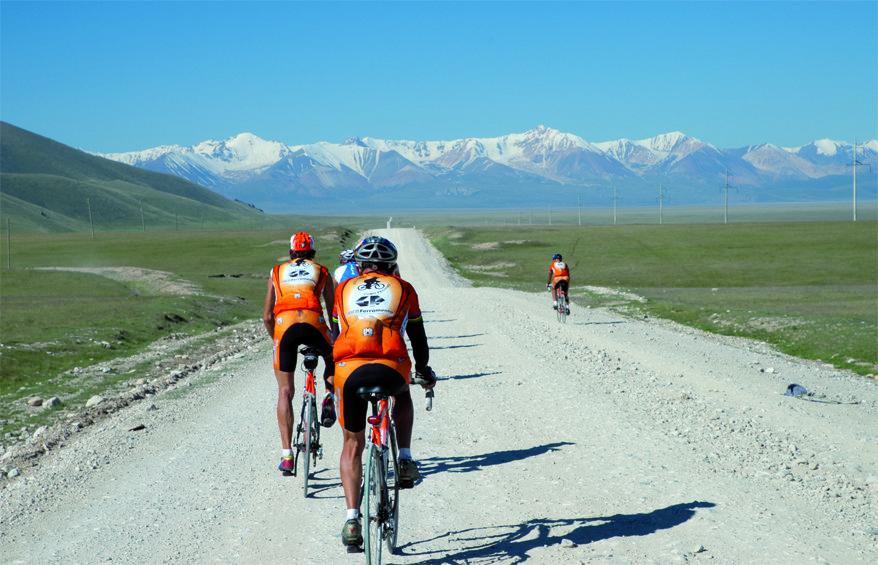 Verso Kashgar