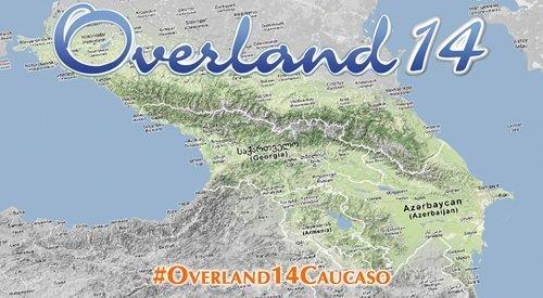 Overland 14 Caucaso