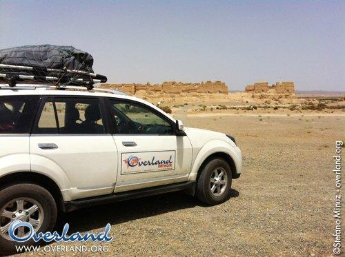 Overland 15 Dai Guerrieri di terracotta alle dune del Taklamakan