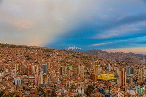 Overland 16 La Paz