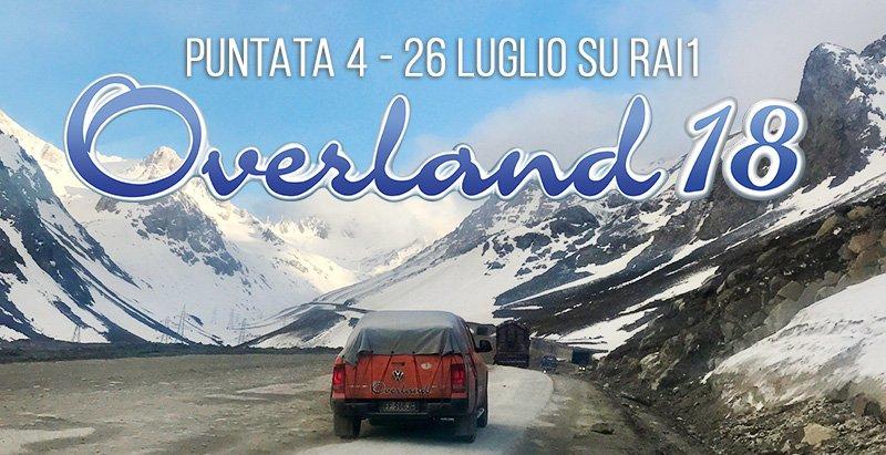 Overland 18 puntata 4